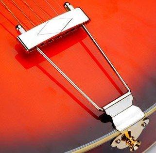 Trapeze tailpiece