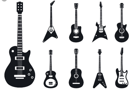 Electric guitar Style.Acoustic guitars and electric guitars are easy to understand. Electric guitars and acoustic guitars have different designs. But the design of electric guitars is more varied. Acoustic guitars usually come in one style and color. But electric guitars come in different colors and some other styles, but electric guitars seem to have their own personality.