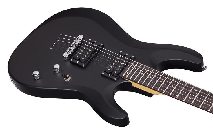 Schecter 430 C-6 Deluxe Electric Guitar